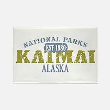 Katmai National Park Alaska Rectangle Magnet