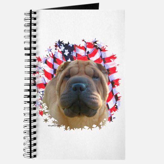 Shar-Pei 2 Journal