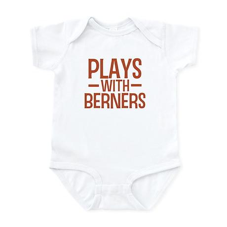 PLAYS Berners Infant Bodysuit