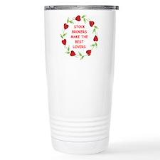 stock brokers Travel Mug