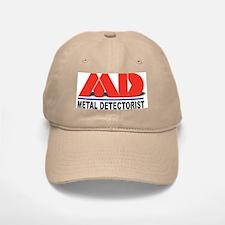 MD - Metal Detectorist Baseball Baseball Cap