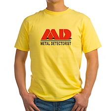 MD - Metal Detectorist T