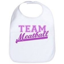 Team Meatball Bib