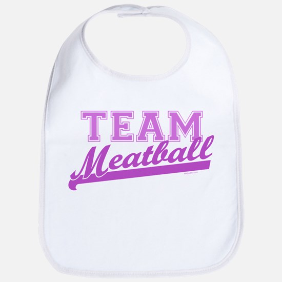 Team Meatball Bib
