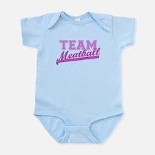 Team Meatball Infant Bodysuit
