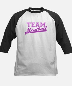 Team Meatball Kids Baseball Jersey