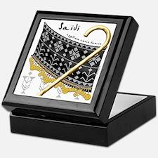 Saidi Keepsake Box
