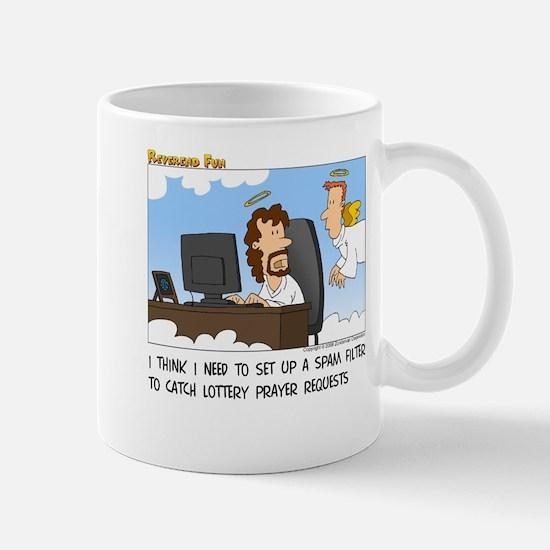 Prayer Request Mug