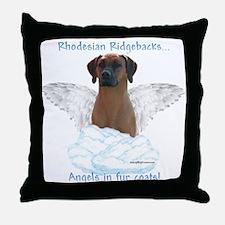 Ridge 3 Throw Pillow