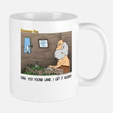 You Found Land! Mug