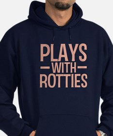 PLAYS Rotties Hoodie