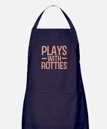 PLAYS Rotties Apron (dark)