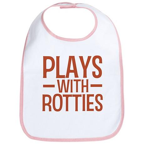 PLAYS Rotties Bib