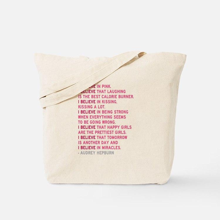 Cute Happiest Tote Bag
