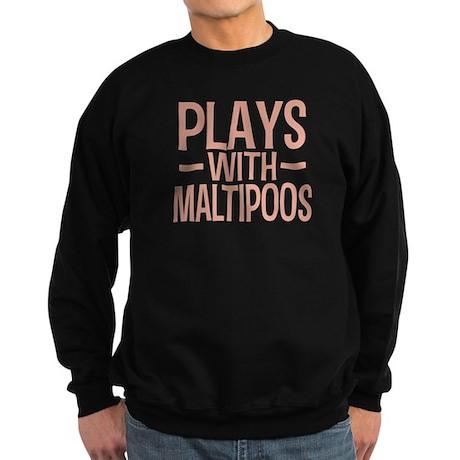 PLAYS Maltipoos Sweatshirt (dark)