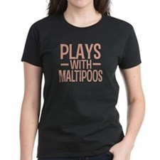 PLAYS Maltipoos Tee