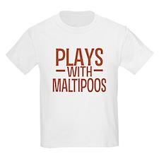 PLAYS Maltipoos T-Shirt