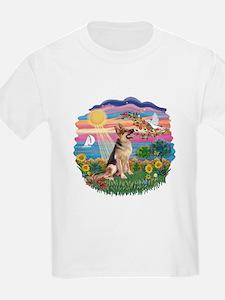 Autumn Sun - G Shepherd 1 T-Shirt