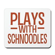 PLAYS Schnoodles Mousepad