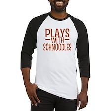 PLAYS Schnoodles Baseball Jersey