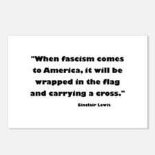 When Fascism Comes Postcards (Package of 8)
