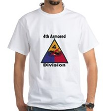 4-3-4armoreddivpatchletters T-Shirt