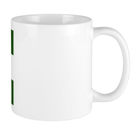 Green Colorado Mug