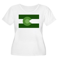 Green Colorado T-Shirt