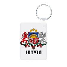 Unique Baltic latvian Keychains