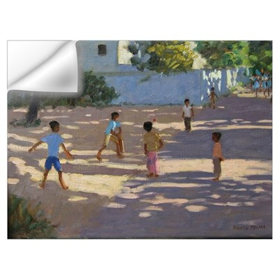 Cochin (oil on canvas) Wall Decal