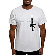 Molon Labe - Colt M4A2 T-Shirt