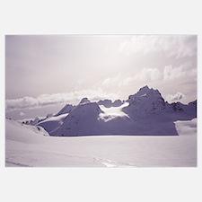 Canada, Alberta, Banff National Park, Wapta Icefie