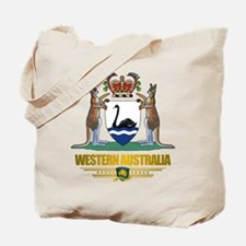 """Western Australia COA"" Tote Bag"