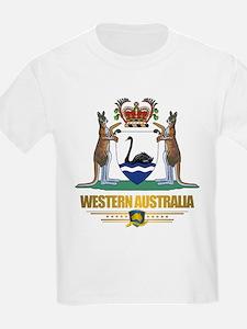 """""""Western Australia COA"""" T-Shirt"""
