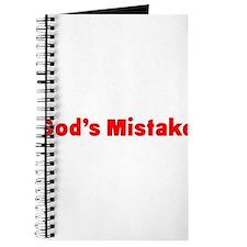 God's Mistake Journal