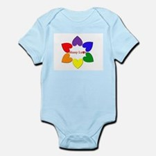 Cute Polyamory Infant Bodysuit