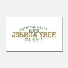 Joshua Tree National Park CA Car Magnet 20 x 12