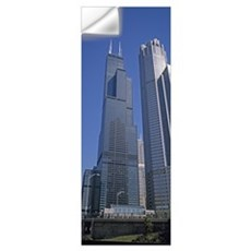 Sears Tower Chicago IL Wall Decal