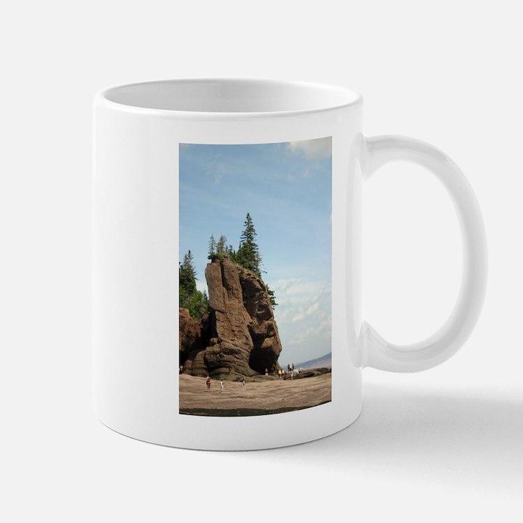 Hopewell Rocks, NS Mug