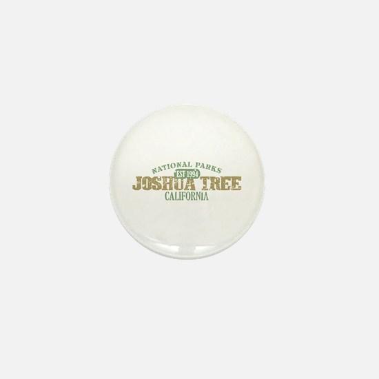 Joshua Tree National Park CA Mini Button