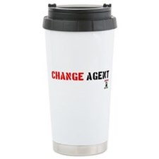 Change Agent Travel Mug