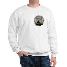 Groundhog Eating Sweatshirt