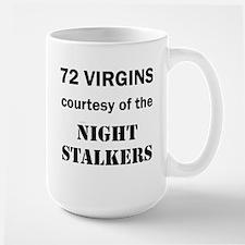 72 Virgins from Night Stalkers Mug