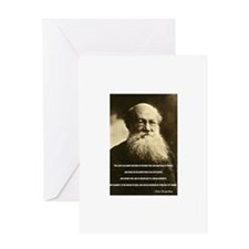 Kropotkin Laws Greeting Card