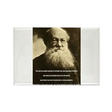 Kropotkin Laws Rectangle Magnet