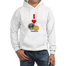 I Heart Tribbles Hoodie
