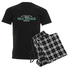Isle Royale National Park MI Pajamas