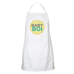 OYOOS Baby Boi design Apron