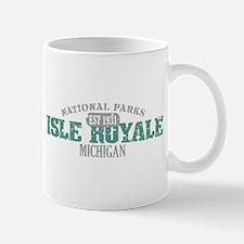 Isle Royale National Park MI Mug