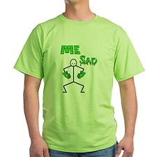 Hulk Sad T-Shirt